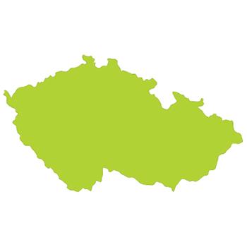 Působíme po celé ČR