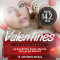 Flyer na Valentines Party